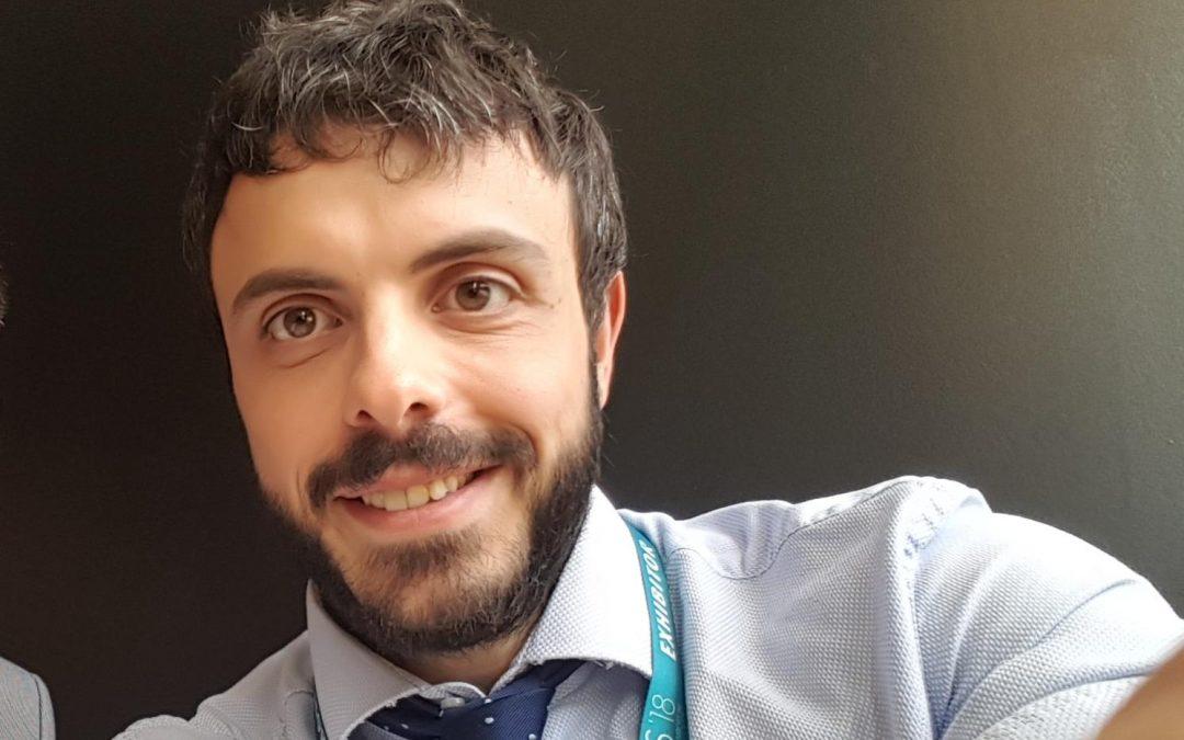 #SIDstories: Giuseppe Rossiello