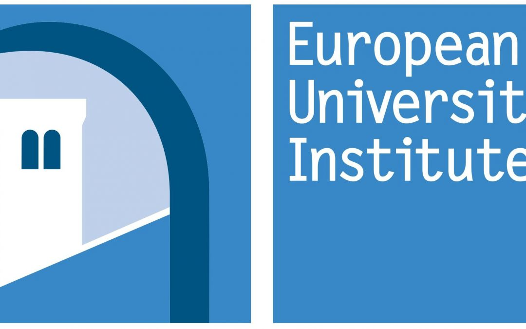 European University Institute: Open competitions for academic posts