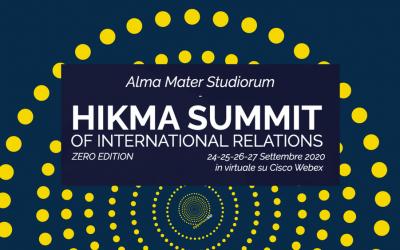 OpportuniSID partecipa all'Hikma Summit of International Relations