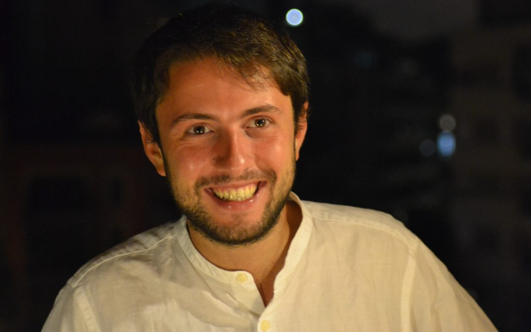 #SIDstories: Davide Contini